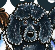 Portuguese Water Dog Lover Sticker