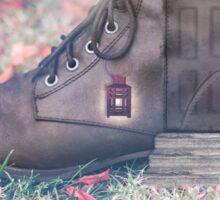 Shoe House Sticker