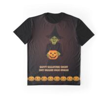 Gimmee Some Sugar Witch Graphic T-Shirt
