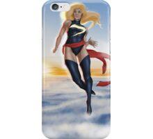 Ms. Marvel iPhone Case/Skin