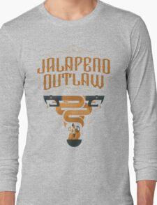 Jalapeno Outlaw SNAKE Long Sleeve T-Shirt