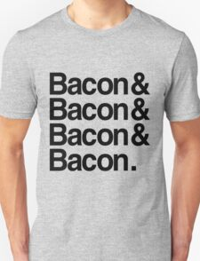 Bacon And T-Shirt