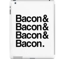 Bacon And iPad Case/Skin