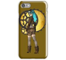 Steampunk Pinup iPhone Case/Skin