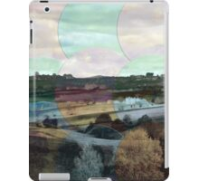 All About Italy. Tuscany Landscape 4 iPad Case/Skin