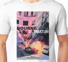 THE BOURNE ULTIMATUM Unisex T-Shirt
