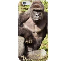 Harambe the gorilla iPhone Case/Skin