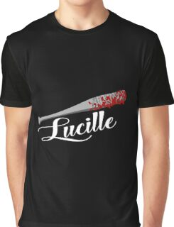 The Walking Dead - Lucille Graphic T-Shirt