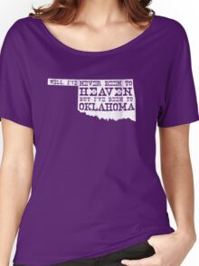 Oklahoma Heaven - dark Women's Relaxed Fit T-Shirt