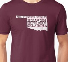 Oklahoma Heaven - dark Unisex T-Shirt