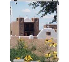 San Geronimo Chapel iPad Case/Skin