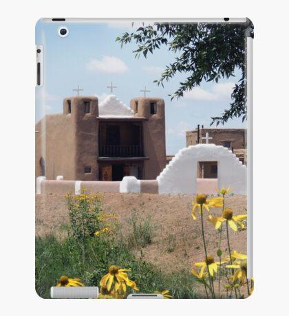 San Geronimo Chapel iPad Case/Skin