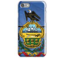 Pensylvania Keystone Flag iPhone Case/Skin