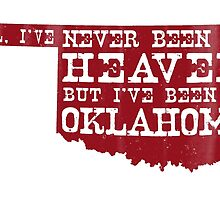 Oklahoma Heaven - Sooner Red by medallion