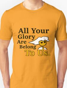 Steam PC Master Race All Your Glory Unisex T-Shirt