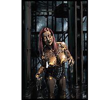 Cyberpunk Painting 078 Photographic Print