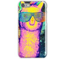 Super Space Alpaca iPhone Case/Skin
