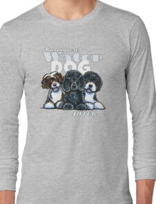 Portuguese Water Dog Lover (Dark) Long Sleeve T-Shirt