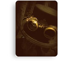 Steampunk Gentlemen's Hat 1.0 Canvas Print