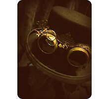 Steampunk Gentlemen's Hat 1.0 Photographic Print