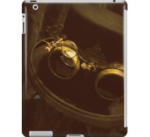 Steampunk Gentlemen's Hat 1.0 iPad Case/Skin