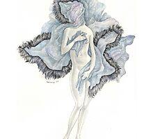 Blanketed Venus by brettisagirl