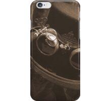 Steampunk Gentlemen's Hat 1.1 iPhone Case/Skin
