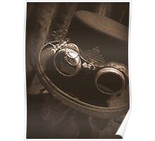 Steampunk Gentlemen's Hat 1.1 Poster