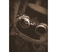 Steampunk Gentlemen's Hat 1.1 Photographic Print