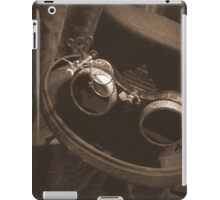 Steampunk Gentlemen's Hat 1.1 iPad Case/Skin