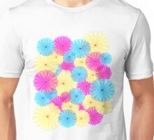Bright Flowers Unisex T-Shirt