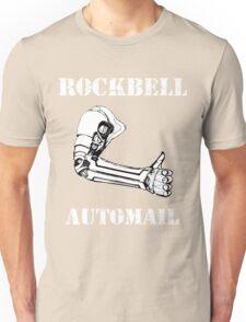 Fullmetal Alchemist - Rockbell Automail Mechanic T-Shirt