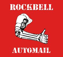 Fullmetal Alchemist - Rockbell Automail Mechanic Unisex T-Shirt