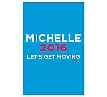 Michelle 2016 Photographic Print