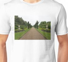 A Peaceful Walk in the Avenue Gardens - the Allee is All Yours Unisex T-Shirt