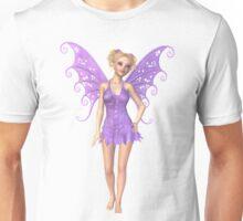 Purple Elf Fairy Unisex T-Shirt
