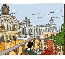 Rome, Italy by ulyanaandreeva