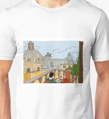 Rome, Italy Unisex T-Shirt