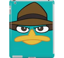 Perry Hat iPad Case/Skin