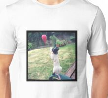 Mouse with a balloon Unisex T-Shirt