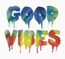 Good Vibes by ajmatos