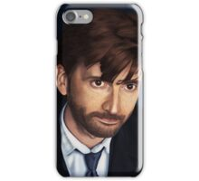 The Byronic Hero – DI Alec Hardy iPhone Case/Skin