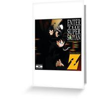 Wu Tang X DBZ Greeting Card