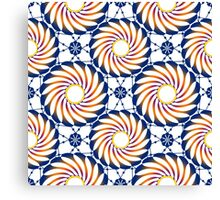 Seamless abstract pattern.  Canvas Print