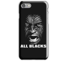 all blacks iPhone Case/Skin