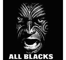 all blacks Photographic Print
