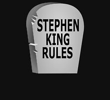 Stephen King Rules Unisex T-Shirt