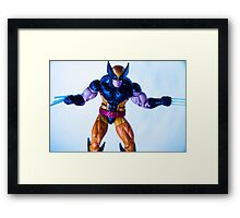 X-Men: Wolverine Framed Print