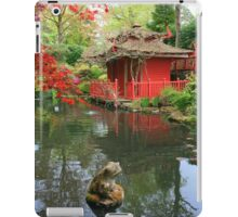 Frog Went a Courting iPad Case/Skin