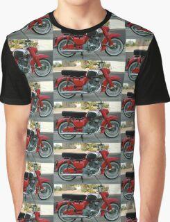 60's honda dream Graphic T-Shirt